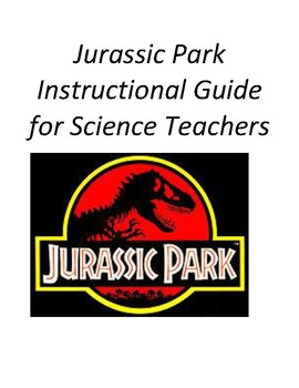 Biology Video Worksheet - Jurassic Park