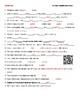 Video Worksheet (Movie Guide) for Bill Nye - Animal Locomotion QR code link