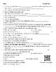Video Worksheet (Movie Guide) for Bill Nye - Birds QR code link