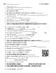 Video Worksheet (Movie Guide) for Bill Nye - Magnetism QR code link