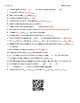 Video Worksheet (Movie Guide) for Bill Nye - The Moon QR code link
