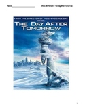 Science Video Worksheet - The Day After Tomorrow