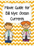 Video Worksheet (Movie Guide) for Bill Nye - Ocean Currents
