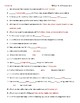 Video Worksheet (Movie Guide) for Bill Nye - Human Transportation