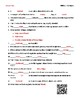 Video Worksheet for (Movie Guide) Bill Nye - Wetlands QR code link