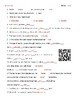 Video Worksheets (Movie Guides) for Bill Nye - Chemistry B