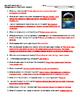 Video Worksheets:  Strange Days on Planet Earth (9-12)
