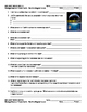 Video Worksheets:  Strange Days on Planet Earth (9-12)