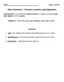 Video exploration worksheets for grade 2.