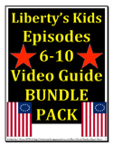 Video guide BUNDLE PACK - Liberty's Kids episodes 6 - 10