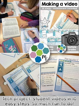 Video Project Lesson Plan