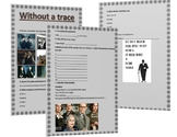 "Video worksheet for movie trailer ""Murder on the Orient Express"""