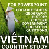 Vietnam A Country Study - History, Government, Culture & Much More!