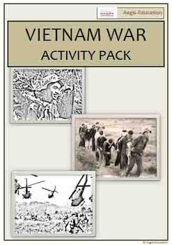 Vietnam Acitvity Pack