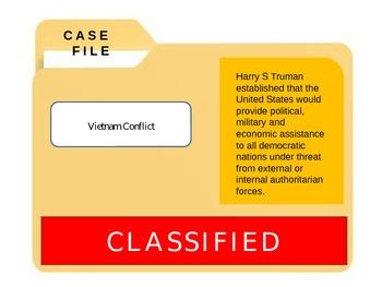 Vietnam Conflict CSI
