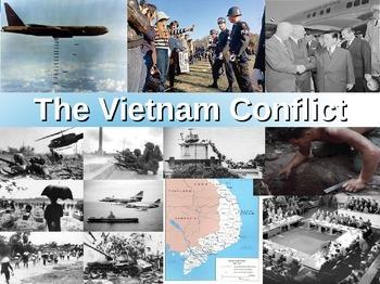 Vietnam Conflict PowerPoint (1954-75)
