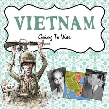 Vietnam Going to War guided PowerPoint lesson