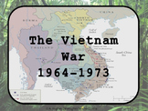 Vietnam Key Word Wall Display Flash Cards