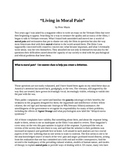 Vietnam Literature Pre-Reading: Living in Moral Pain