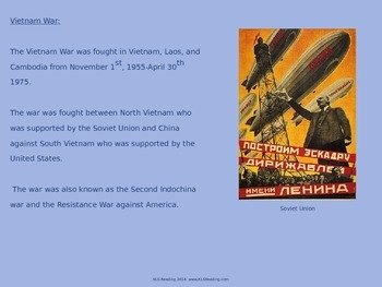 Vietnam Memorial - Power Point - History Facts Information Pictures