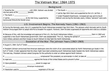 Vietnam Lesson