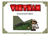 Vietnam Project for Geography