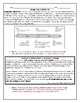 Vietnam War: US History Chart and Source Worksheet with Answer Key