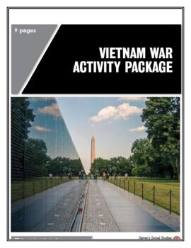 Vietnam War Activity Package