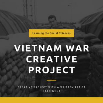 Vietnam War Creative Project