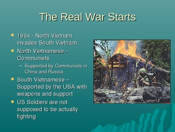 Vietnam War Era Lecture Series