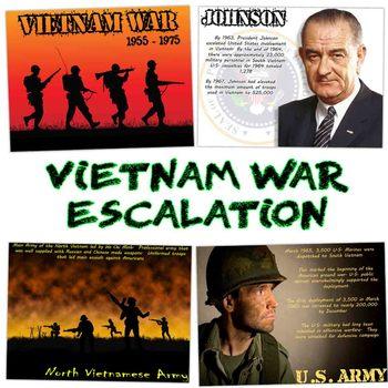 Vietnam War Escalation