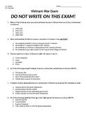 Vietnam War Exam