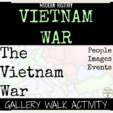 Vietnam War Activity Gallery Walk and Analysis