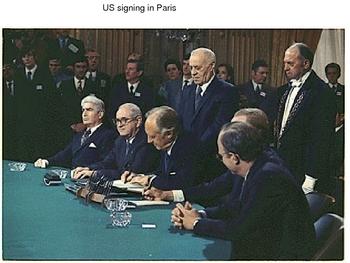 Vietnam War History Power Point - 1973-75