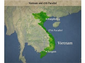 Vietnam War History Power Point - Vietnam 938AD-1945
