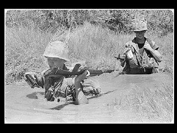 Vietnam War In Pictures
