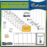 Vietnam War Interactive Foldable Booklets