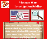 Vietnam War - Investigation Soldier