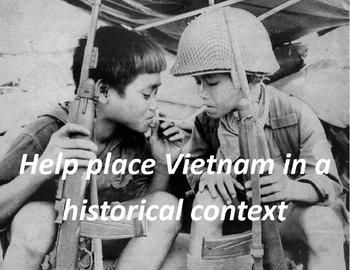 Vietnam War Ken Burns Episode One Questions, Keys & more