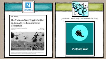 Vietnam War Lesson SS5H5d