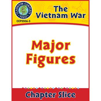 Vietnam War: Major Figures Gr. 5-8