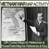 Vietnam War Map Activity - French Indochina