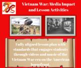 Vietnam War - Media Impact Lesson and Activities