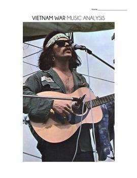 Vietnam War Music Analysis