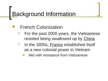 Vietnam War PPT