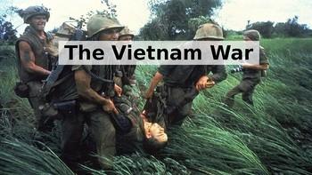 Vietnam War PowerPoint (Gulf of Tonkin - War Powers Act)
