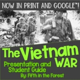 Vietnam War PowerPoint PLUS Student Guide