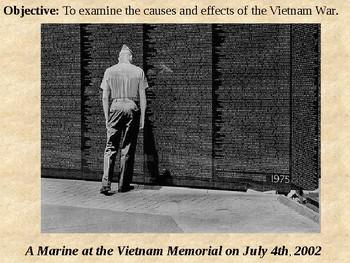 Vietnam War PowerPoint Presentation