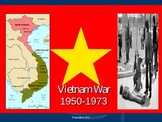 Vietnam War PowerPoint and War-Era Songs