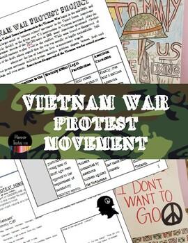 Vietnam War Protest Project